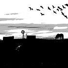 "Lancefield ."".Field  of Dreams ' by Neophytos"