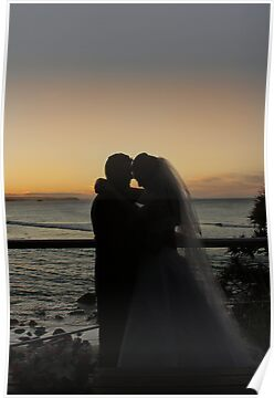 Silhouetted Love by Elaine Harriott