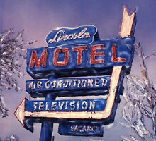 Lincoln Motel by Steven Godfrey