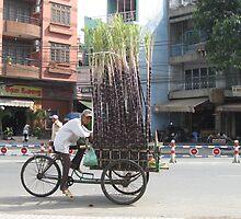 Saigon - Vietnam  by Hieu Nguyen