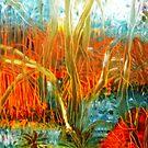 australian Bush scene by catherine walker