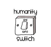 Humanity switch by Baboonerycharms