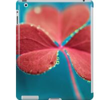 You turn my heart every which way. iPad Case/Skin