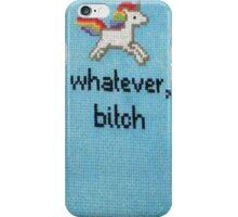 Unicorn Lyfe iPhone Case/Skin