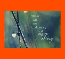 No Ordinary Love Story Kids Clothes
