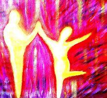 Shall we dance no.4 by Rossouw Van Schalkwyk