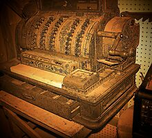 Cash Register by Gene Cyr