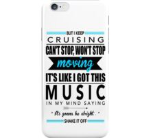 Taylor Swift - Shake It Off iPhone Case/Skin