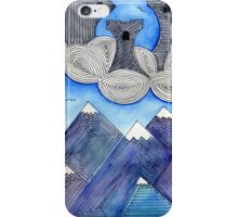 Castles in the Sky iPhone Case/Skin