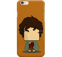 Frodo Baggins (The Lord Of The Rings) Quin iPhone Case/Skin