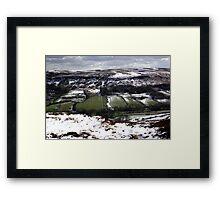 Farndale - North Yorks Moors Framed Print