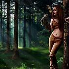 Lady of Sherwood by Tammara