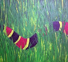Snake in the Grass by Sharon Supplee