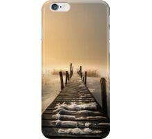 I rest here iPhone Case/Skin
