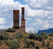 Tuscarora Chimneys by BrianAShaw