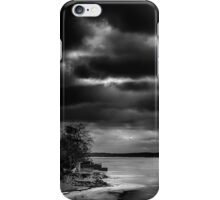 Harsh morning iPhone Case/Skin