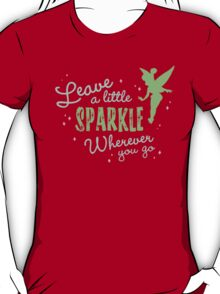 Leave a Little Sparkle Wherever You Go T-Shirt