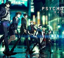 psycho-pass by Phton