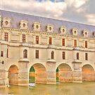 Chateau de Chenonceau, France #6 by Elaine Teague
