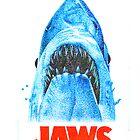 Jaws by Arie van der Wijst