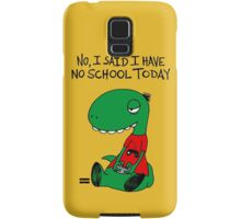 Gaming RÖH (I said I have no school today) Samsung Galaxy Case/Skin