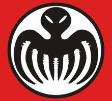 SPECTRE Logo (Black) - James Bond Kids Clothes