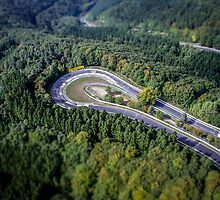Karussell in Miniature by BridgeToGantry