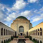 Australian War Memorial by Darren Stones