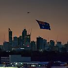Flying the flag by BigAndRed