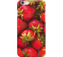 Strawberry Forever iPhone Case/Skin