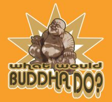 Buddha t-shirt by valizi
