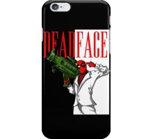 Deadface iPhone Case/Skin