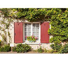 French Window Photographic Print
