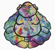 Buddha Trippy by Jason Levin