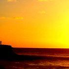 Bells Beach Sunrise by Hieu Nguyen