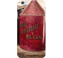 Royal Daylight Cans  iPhone Case/Skin