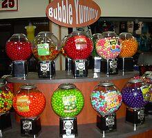 Rainbow GuMMY balls by RealPainter