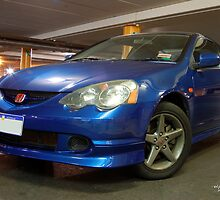 Honda Integra Type R by impulse