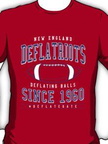 Deflate Gate - The New England Deflatriots T-Shirt