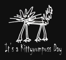 A Kittywumpuss Day by Lisa Drew