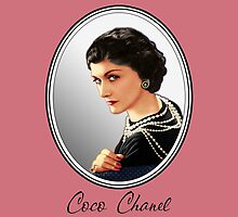 Coco Chanel  by Everett Day