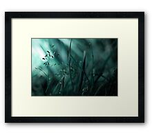 With Beauty, Comes Loss Framed Print