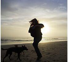 coastal joy Photographic Print