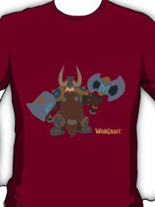 Warcraft | Minimalist Muradin T-Shirt