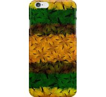 Tribal Floral Pattern iPhone Case/Skin