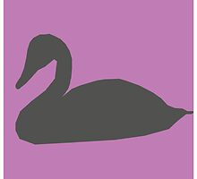 Pink Swan by Liam6478