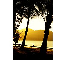 A Golden Afternoon Photographic Print
