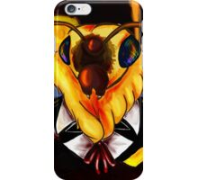 Ms. Society Bee iPhone Case/Skin