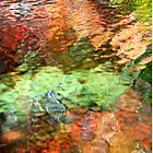 Abstract Reflection by Christina Rollo