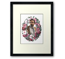 Chilton Wreath2 Framed Print